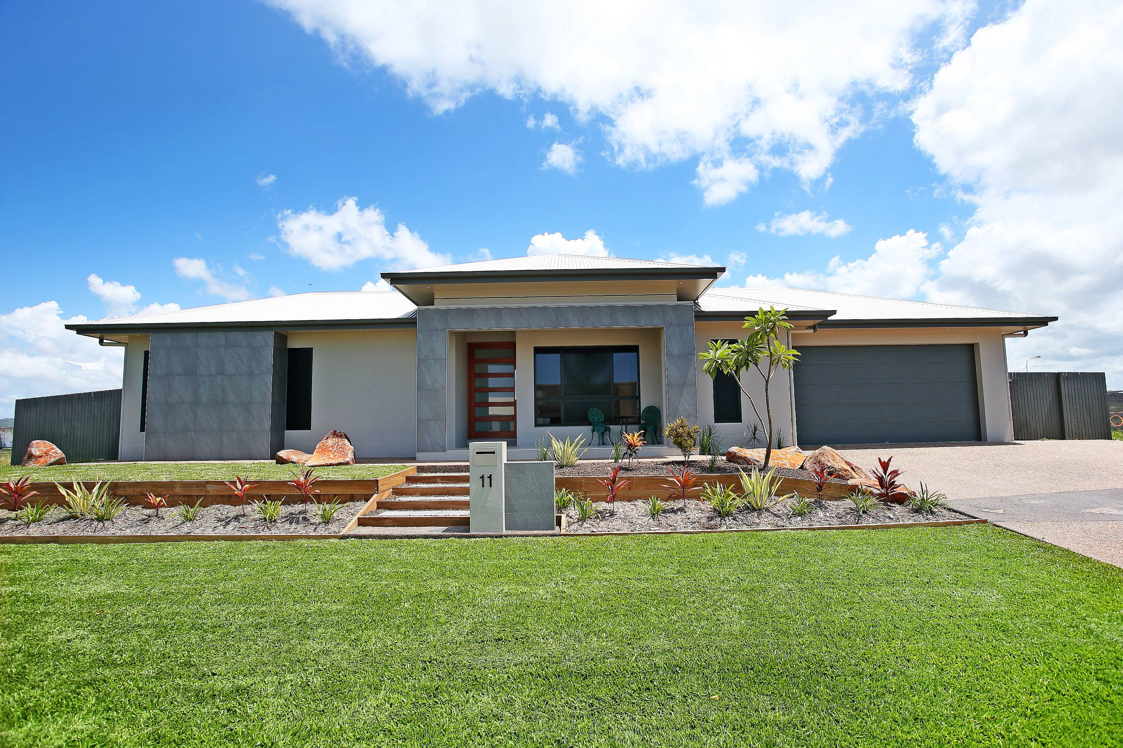 0002 new home builder townsville ready built homes for Home designs townsville