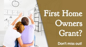 First Home Owners Grant
