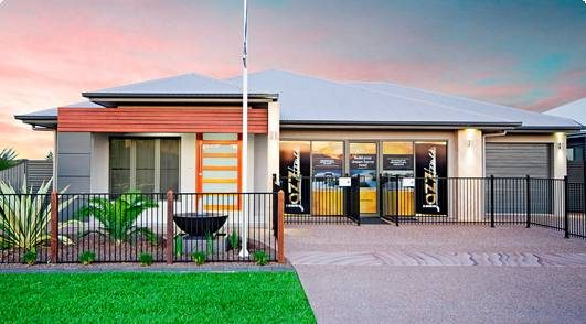 Home designs new home builder townsville ready built for Beach house designs townsville