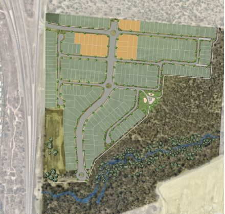 NEW Land Development!