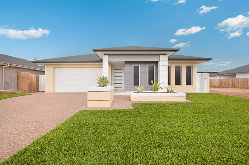 Ready built homes townsville new home builder jazz homes for Ready to build homes